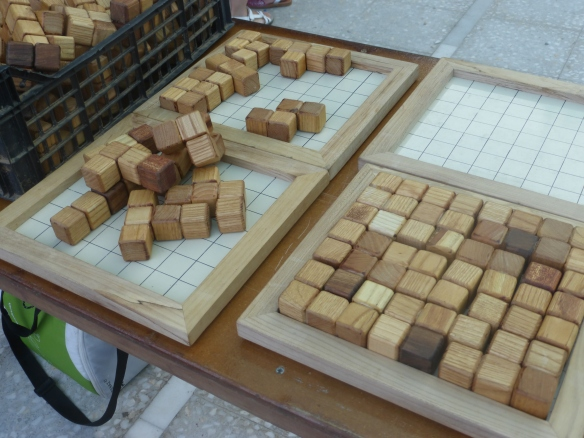 Jocs de fusta i habilitats